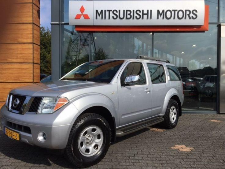 Nissan Pathfinder  Description: Nissan Pathfinder 4.0 V6 DE LUXE AUT CLIMA 7 PERS TREKGEW 3000 KG NIEUWSTAAT E 10900  Price: 162.29  Meer informatie
