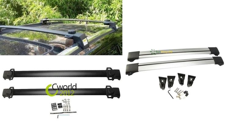 Top 5 Best Cheap Roof Racks Reviews 2016 | Best Roof Racks for Car Use  I put links to each Roof Racks reviews at AliExpress page in the description So you can check out the other reviews at AliExpress.  1. Car Roof Rack Cross Bar 93111cm Universal for Auto SUV Offroad with Anti-theft Lock Load Top Cargo Luggage Carrier 150LBS http://ali.pub/i3xla  2. Universal 1x Car Roof Rack Cross Bar 93cm99cmTop Luggage Cargo With Lock System For Most Vehicles With Raised Side Rails http://ali.pub/7cg6q…