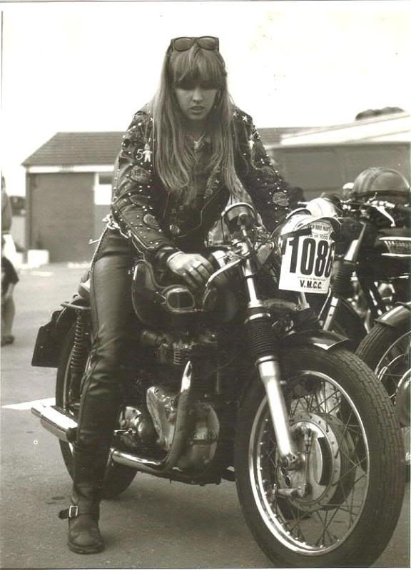 babes on bikes  #www.motorcyclefederation.com
