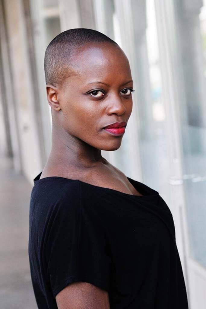 Florence Kasumba Nude Photos 29