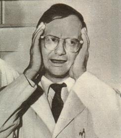 Wally Cox als Hiram Holliday