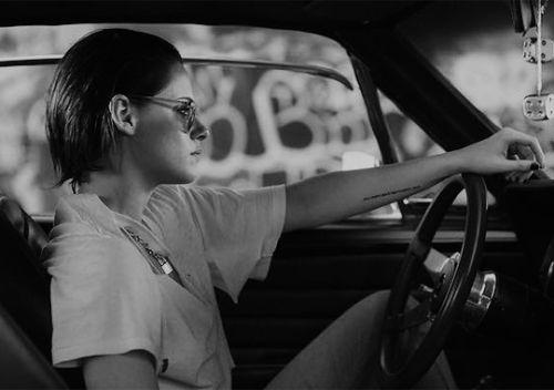 Tumblr Kristen Stewart in The Rolling Stones music video Ride Em On Down