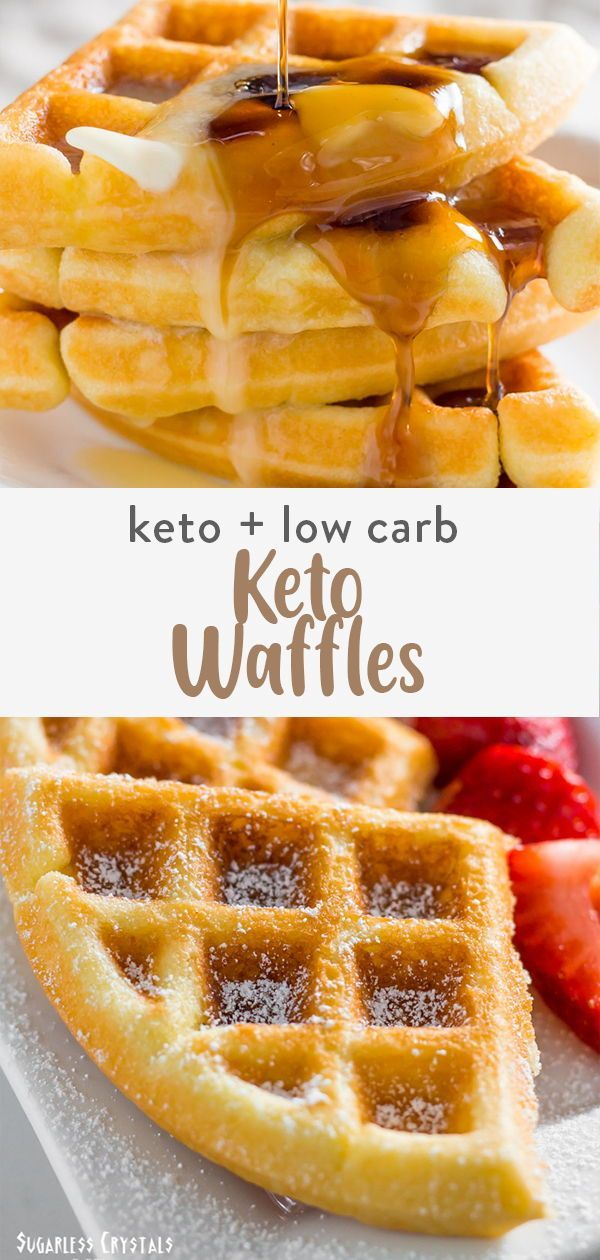 Easy Keto Waffle Recipe Crispy Not Eggy In 2020 Coconut Flour Recipes Almond Flour Desserts Waffle Recipes
