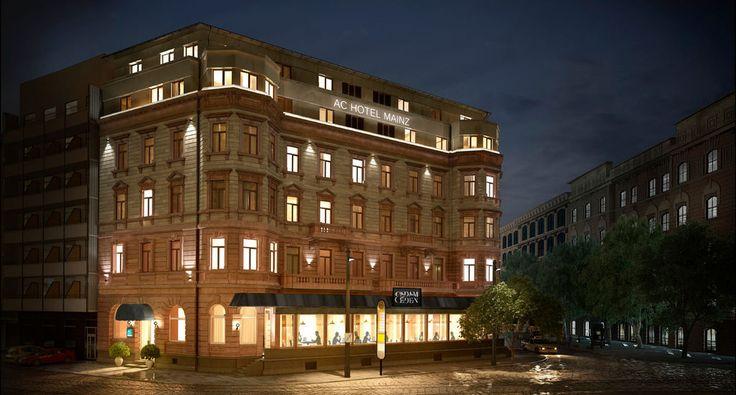 AC Hotel Mainz: Mainz Stylish Hotel - Mainz Business Hotel