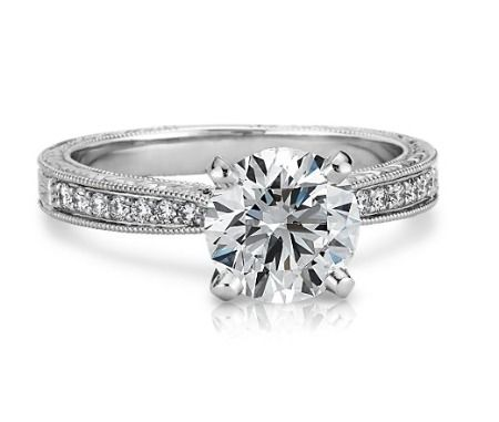 Engagement Rings: Here Are the Top 4 Engagement Ring Trends of 2011! Which Would You Wear?: Save the Date