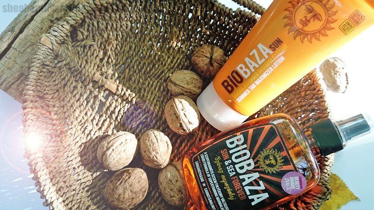 A BIOBAZA - természetes kozmetikumok családjában még egy vegán márkát ismerhettek meg - ezúttal a napozócsaládról lesz szó röviden.