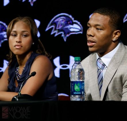 """""""I Love Ray"""": NFL Star Ray Rice And Wife Speak On Trying To Make Things Work After Violent Fight And Assault Charges"""