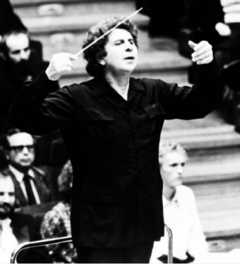 mikis theodorakis   ⌘composer/conductor