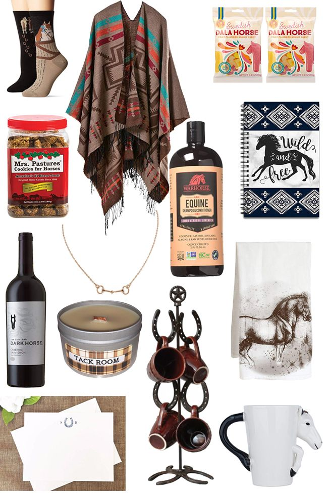 75 Gifts Under 25 For Any Horse Lover With Images Gifts For