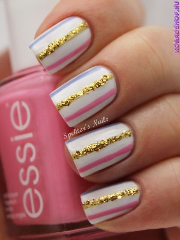 Adorable nails!! Just saying that if you repin a photo of ours then PLEASE follow us! It gets really annoying if someone repins our photo and is still not following us!