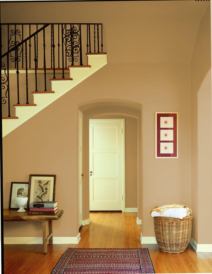 Dunn Edwards Paints Paint Colors Wall Warm Butterscotch