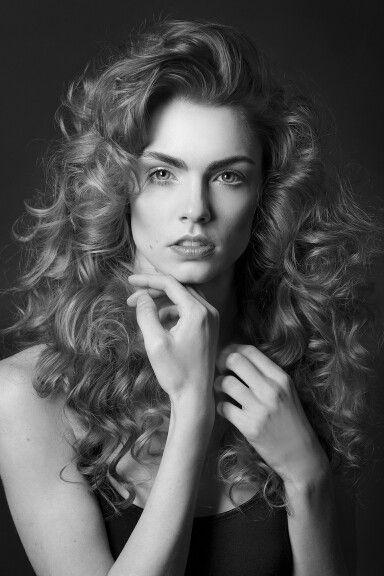 Hair & Makeup: Walter Fuentes Photo: Cody Kinsfather Model: Tiffany Hamill