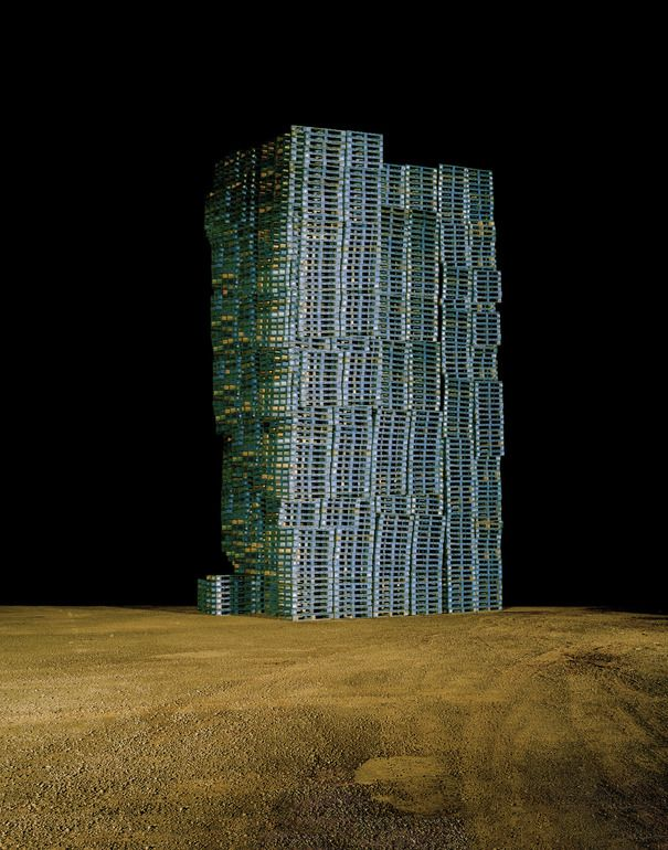 Saatchi Online Artist: Edgar Martins; C-Type, 2009, Photography Untitled, from the series Reluctant Monoliths
