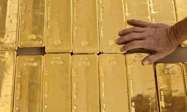 Goldbarren   goldankauf-haeger.de