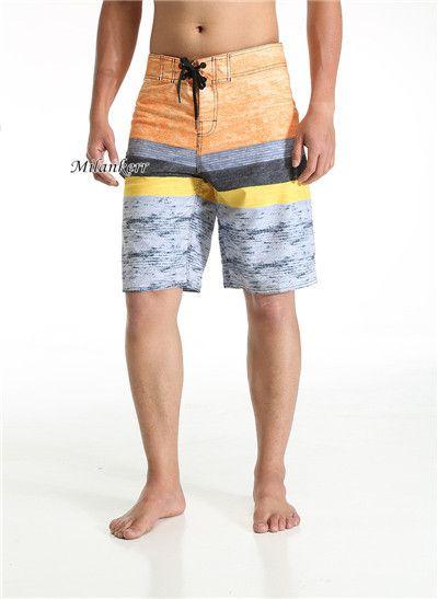2017 Summer Quick-drying Shorts Beach Surf Trunks Board Shorts Surfing Swim Wear For Men Boardshorts Pant Swimwear Short
