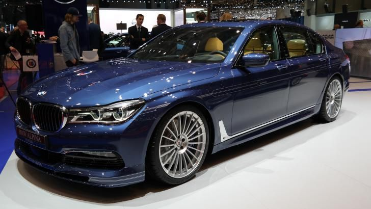 This Niche Manufacturer Has Produced Souped Up Special Editions Of BMWs  Since 1965. Current Models Include The B7, Which Rockets To 60 Mph In 3.7  Seconds.
