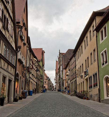 236 best die romantische strasse images on pinterest bavaria germany and bavaria germany - Rothenburg ob der tauber alemania ...