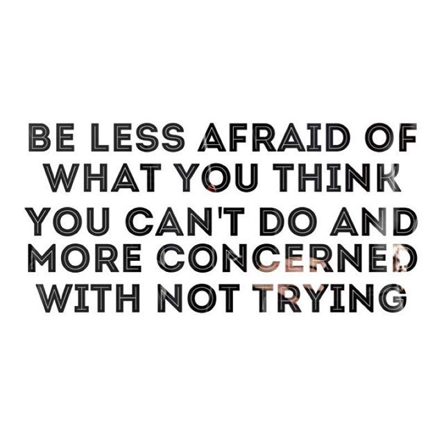 Reposting @iachieved: Fear of starting may not take you backwards but the truth is it takes you nowhere. Start where you are and move forward.