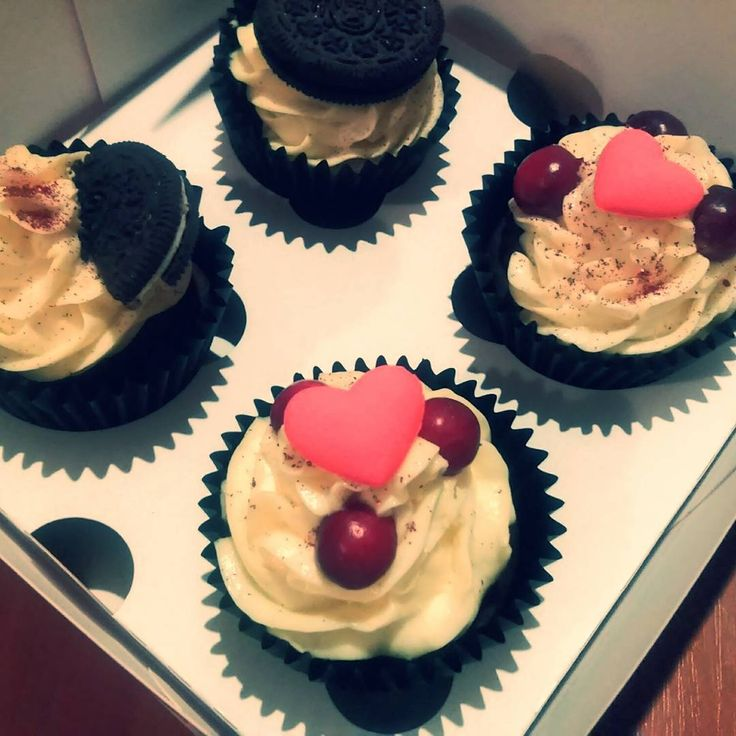 #cupcakes #gifts #love #chilloutzbabeczkami #serce
