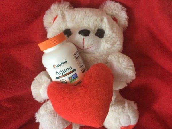 Мои покупки и отзывы на iHerb.com: Арджуна-сердечный тоник