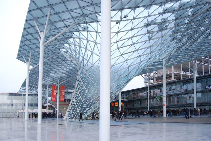 Massimiliano Fuksas Fiera Milano Architecture Various