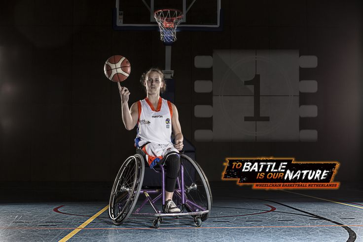 Daphne van den Broek - Wheelchair Basketball Netherlands 'To battle is our nature' Rolstoelbasketbal http://www.greatmatch.nl/avada_portfolio/nbb-rolstoelbasketbal-to-battle-is-our-nature/?utm_content=buffer17bd5&utm_medium=social&utm_source=pinterest.com&utm_campaign=buffer#prettyPhoto