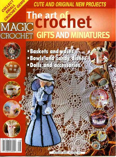 MAGIC CROCHET Nº 151 - Marcela Nagy - Picasa Web Albums