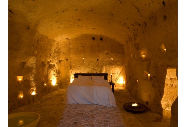 Mr & Mrs Smith - Sextantio le Grotte della Civita