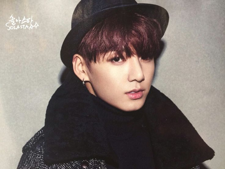 Jungkook ❤ BTS for Singles Magazine January 2017 Issue#BTS #방탄소년단