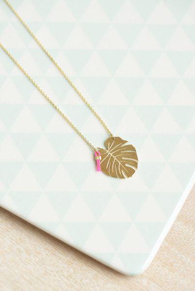 Matisse+necklace+von+The+Blossom+Bohemian+auf+DaWanda.com