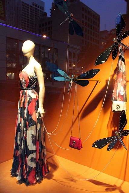 "GUCCI,""I just want pretty things and a pair of wings"", pinned by Ton van der Veer"
