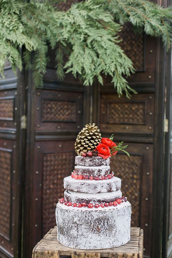 romantic holiday wedding inspiration | Whimsie Photo and Video on @glamourandgrace via @aislesociety