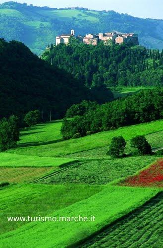 Precicchie di Arcevia - Marche, Italy