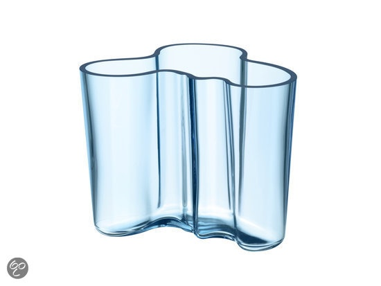 Aalvar Alto for Iitala...a great Finnish glass classic...among others