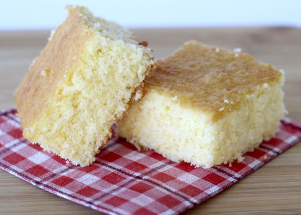 Ultimate Cornbread Recipe! ~ from TheFrugalGirls.com ~ this Corn Bread Recipe is SO easy and delicious, and over-the-top when topped with Cinnamon Honey Butter! #recipes #thefrugalgirls