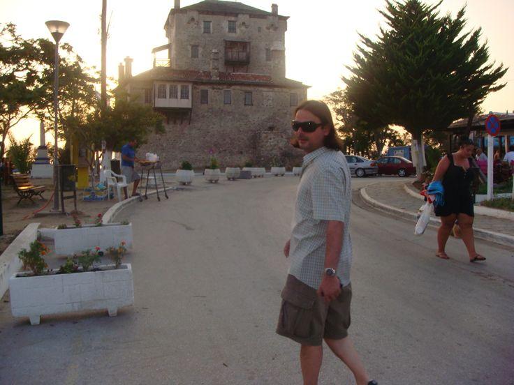 Ouranoupolis, Challidiki, Greece Aug 2010