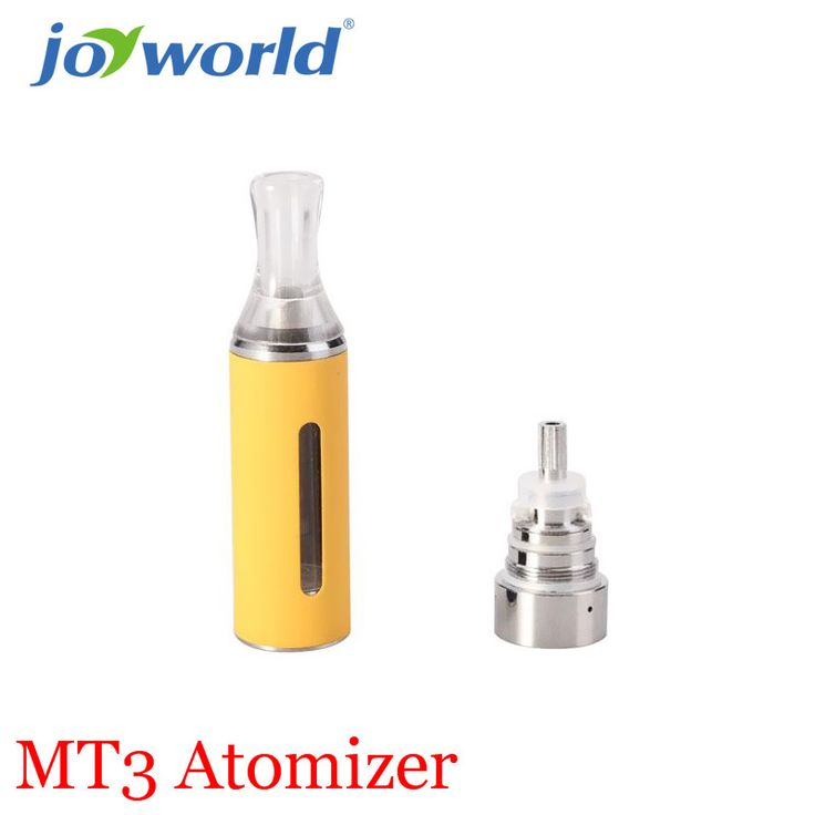MT3 Atomizer MT3 mini 510 button for ego electronic cigarette Evod atomizer for e cigarette kits cigarette electronic 20YY #Affiliate