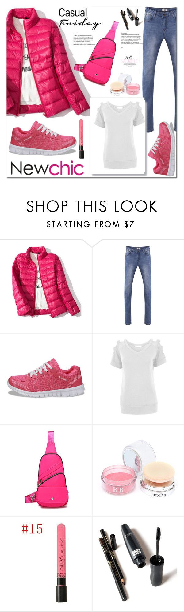 """""""Newchic"""" by erzifashion ❤ liked on Polyvore featuring ncfw"""