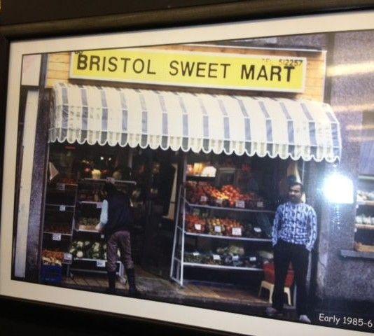 Bristol Sweet Mart #Bristol a bit near #somerset #england #uk (as no Bristol Board yet xxx) http://www.thefoodtravelcompany.com/blog/bristol-sweet-mart/