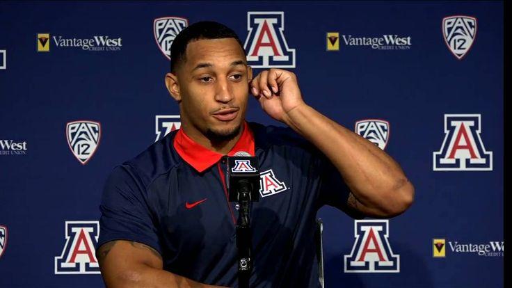 Arizona Football Press Conference [2/2]