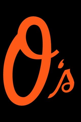 Orioles Logo iPhone Wallpaper - Baltimore Orioles