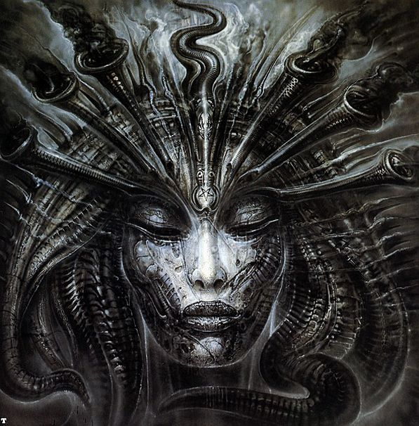 hr giger: the trumpets of jericho