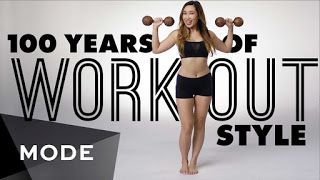 welovewomen: 100 Years of Workout Style