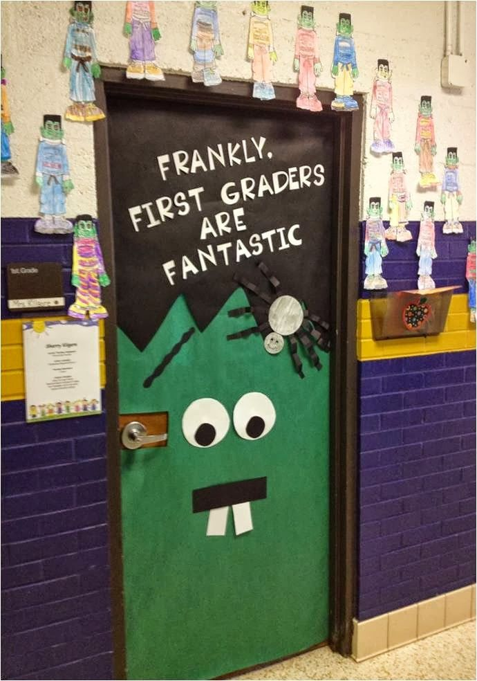 Halloween Classroom Decor Ideas ~ Best halloween bulletin board ideas images on pinterest