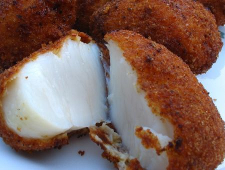 Shirley's Fried Scallops