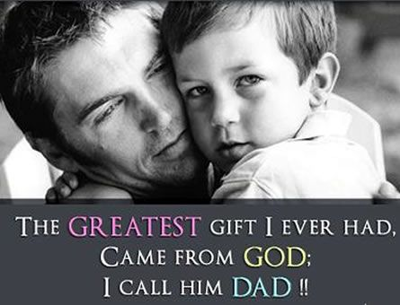 son quote | When a father gives to his son, both laugh; when a son gives to his ...