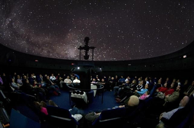 Iziko Museum Planetarium - The planetary dome shows take place at 2pm on Mondays to Fridays, and on weekends the shows are at 12pm for children and at 1pm and 2:30pm for adults.