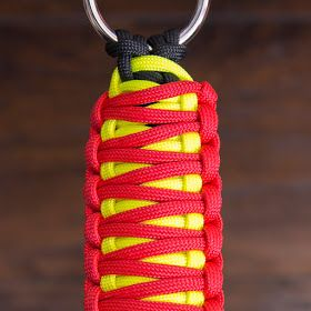 Solomon, Weberknoten, Paracord, 550, Solomon Bar, Hund, Leine, Halsband, DIY, Selbermachen, King Cobra, Outdoor, Survival, Bracelet