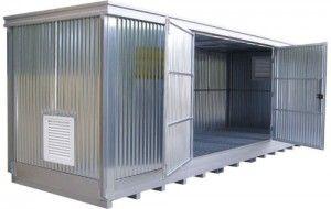 Steel Conex Box   Conex container, Container house, Conex box