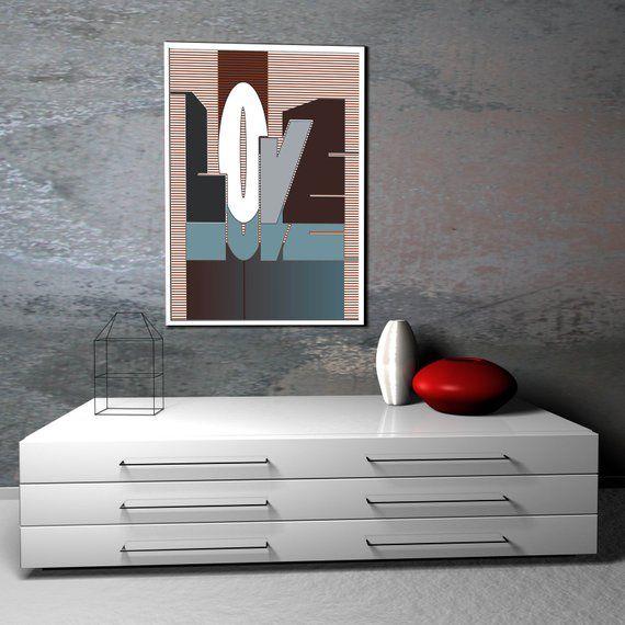 Typo Poster Love 5d Kunstdruck Geschenk Liebe Freundschaft Junges Wohnen Modernes Wohnen Schoner Wohnen Wohnart Wohndesign Junges Wohnen Schoner Wohnen Und Wohn Design